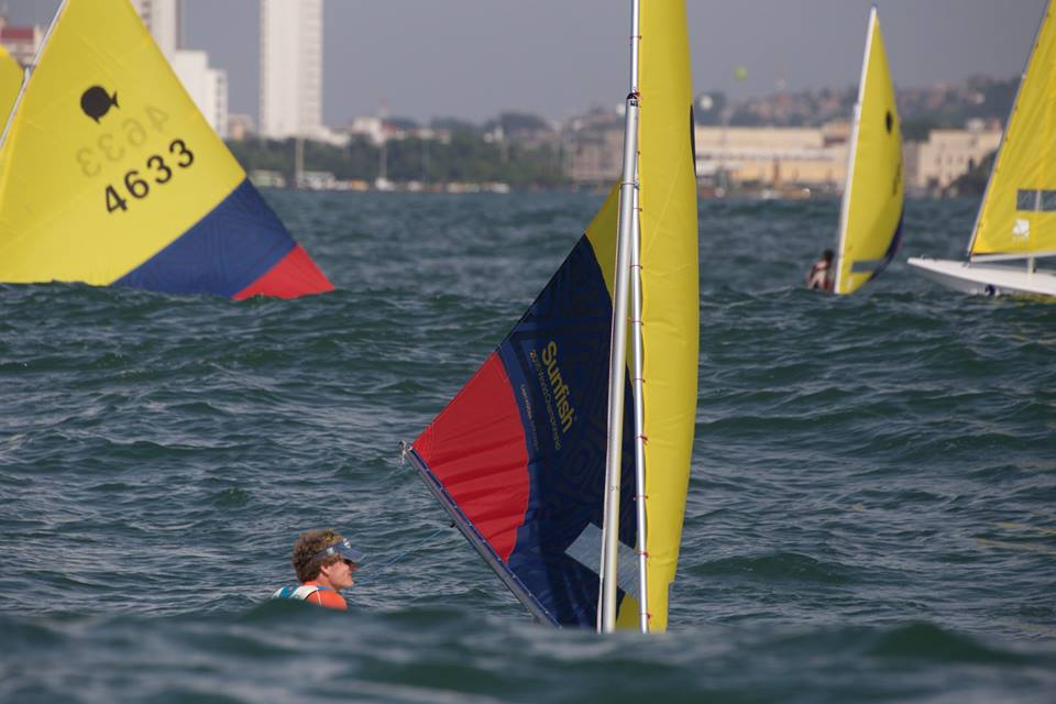 Sunfish Worlds day 2-3